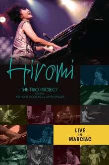 Hiromi (geb. 1979): Live At Marciac 2011, DVD