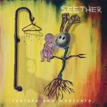 Seether: Isolate And Medicate (Explicit), CD