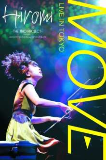 Hiromi (geb. 1979): Move: Live In Tokyo, DVD