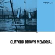 Clifford Brown (1930-1956): Memorial, LP