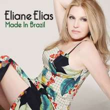 Eliane Elias (geb. 1960): Made In Brazil, CD