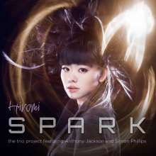 Hiromi (geb. 1979): Spark, CD