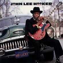 John Lee Hooker: Mr.Lucky, CD