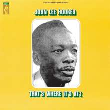 John Lee Hooker: That's Where It's At!, LP