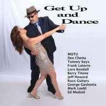 Motu: Get Up & Dance, CD