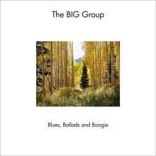Big Group: Blues Ballads & Boogie, CD