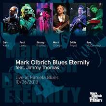 Mark Olbrich: Live At Pamela Blues, CD