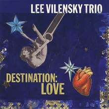 Lee Vilensky: Destination: Love, CD