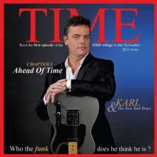 Karl Baudoin: Ahead Of Time, CD