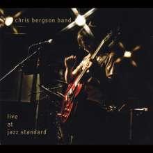 Chris Bergson: Live At Jazz Standard, CD