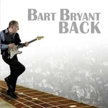 Bart Bryant: Back, CD