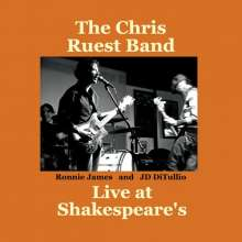 Chris Ruest: Live At Shakespeares, CD