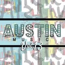 Austin Music Vol. 13 / Various: Austin Music Vol. 13 / Various, CD