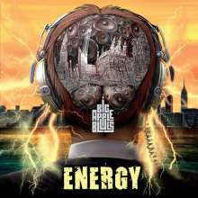 Big Apple Blues: Energy, CD