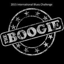 Boogie: 2015 International Blues Challenge, CD