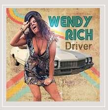 Wendy Rich: Driver, CD