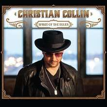 Christian Collin: Spirit Of The Blues, CD