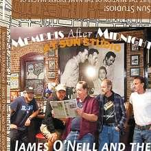 James O'neill/ Silver Shadows: Memphis After Midnight, CD