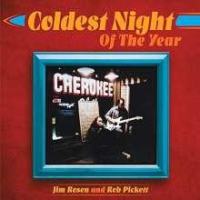 Jim Rosen: Coldest Night Of The Year, CD
