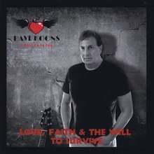 Dave Koons/ Koyotes: Love Faith & The Will To Survive, CD