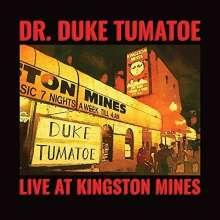 Dr Duke Tumatoe: Live At Kingston Mines, CD