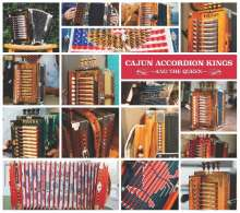 Cajun Accordion Kings (And Queens), CD