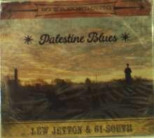 Lew Jetton: Palestine Blues, CD