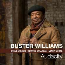 Buster Williams (geb. 1942): Audacity, 2 LPs