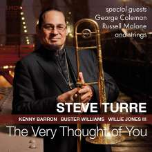 Steve Turre (geb. 1948): The Very Thought Of You, CD