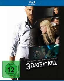 3 Days to Kill (Blu-ray), Blu-ray Disc