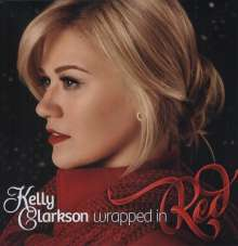 Kelly Clarkson: Wrapped In Red, LP