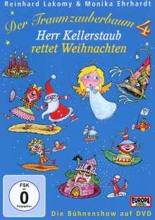 Der Traumzauberbaum 4: Herr Kellerstaub rettet Wei, DVD