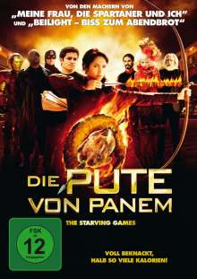 Die Pute von Panem - The Starving Games, DVD
