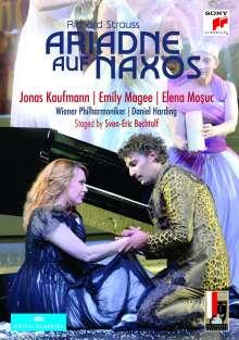 Richard Strauss (1864-1949): Ariadne auf Naxos, 2 DVDs