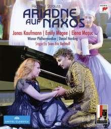 Richard Strauss (1864-1949): Ariadne auf Naxos, Blu-ray Disc
