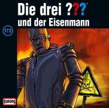 Die drei ??? (Folge 172) - und der Eisenmann, CD