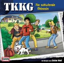 TKKG (Folge 186) - Die schlafende Chinesin, CD