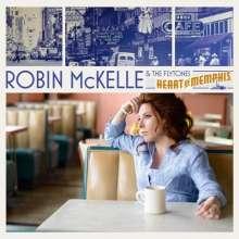 Robin McKelle (geb. 1976): Heart Of Memphis, LP