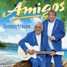 Die Amigos: Sommerträume, CD