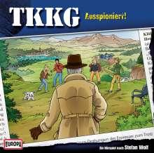TKKG (Folge 187) - Ausspioniert!, CD