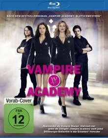 Vampire Academy (Blu-ray), Blu-ray Disc
