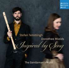 Stefan Temmingh & Dorothee Mields - Inspired by Song, CD