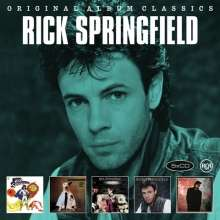 Rick Springfield: Original Album Classics, 5 CDs