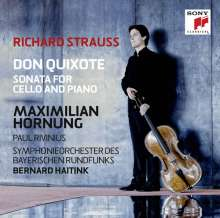 Richard Strauss (1864-1949): Don Quixote op.35, CD
