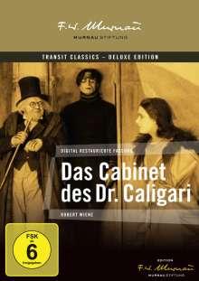 Das Cabinet des Dr. Caligari, DVD