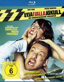 Eyjafjallajökull (Blu-ray), Blu-ray Disc