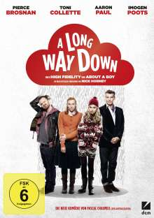 A Long Way Down, DVD