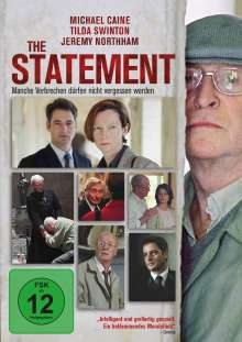 The Statement, DVD