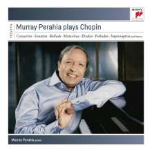 Frederic Chopin (1810-1849): Murray Perahia plays Chopin, 6 CDs