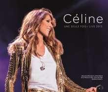 Céline Dion: Céline... Une Seule Fois / Live 2013, 2 CDs und 1 DVD